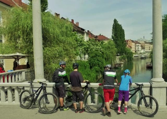 trails Golovec Ljubljana MTB Slovenia